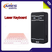 Cheapest With Mouse Wireless Bluetooth Laser Projection Keyboard