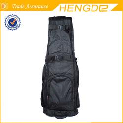 high quality waterproof custom golf bag with wheels