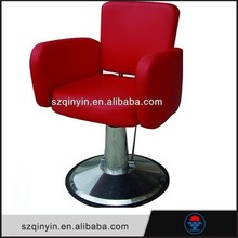 Direct factory price color can be change synthetic leather styling chair salon furniture