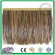 Easy to install thatch roofing for decoration