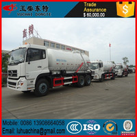 20m3 Dongfeng vacuum sewage suction truck of Competitive Price for Sale