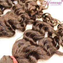 homeage 2015 new arriv woman 100% mink hair remy hair kbl brazilian hair