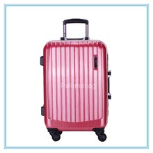 travel time removable wheel Hard Cover Trolley Luggage Suitcase Bags