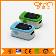Newest Portable LED CE&FDA Approved Fingertip Pulse Oximeter SPO2 Blood Pressure Monitor With Finger