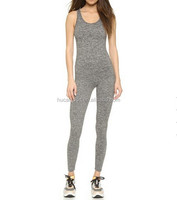 Hot Custom Wholesale Fashion Sexy Ladies Sports Running Gym Jumpsuit