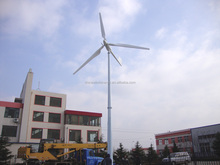 5kW off grid type Chinese small wind power generator pitch controlled model