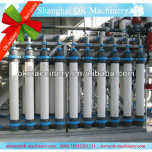 machine costs drinking water purification plant
