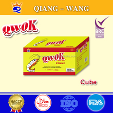QWOK Brands Health Food Seasoning Bouillon 4gTablet Chicken/Beef/Shrimp Flavor