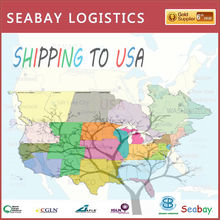 Contracted international shipping rates shanghai to the usa