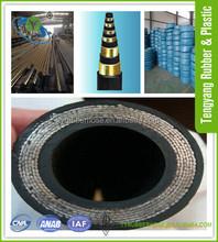 2015 New Product Flexible EN856 6SP Oil Resistant Soft Rubber Hose