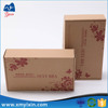Low cost custom small underwear packaging box design