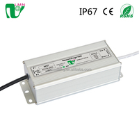 CE RoHS approved led power supply 80W