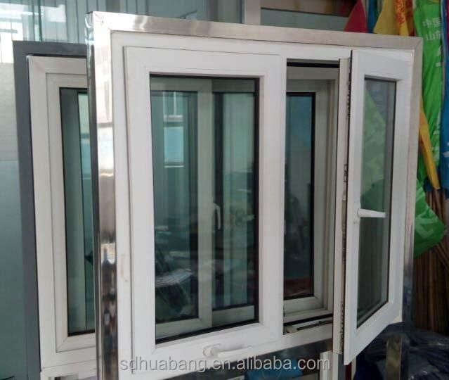 Double glazing bead for pvc windows and doors with fire for Pvc double glazing