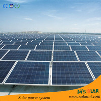 High efficiency A grade 60 cells or 72 cells 250w pv solar panel
