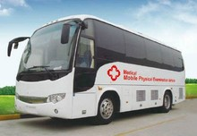Ambulance Bus, Clinic Bus