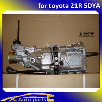 Manual transmission gearbox for toyota 21R 5DYA