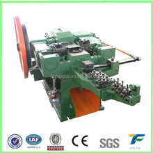 China steel nail making machine