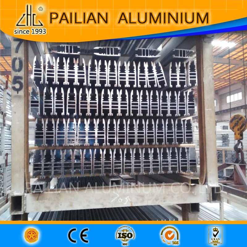 Material De Aluminio Para Puertas Y Ventanas. Excellent Perfil De ...