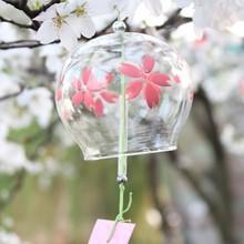 New Design Decorative Antique Japanese Glass Wind Bells