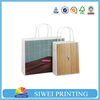 2015 Luxury Design Eco-Friendly extra large paper shopping bags