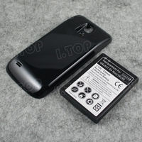 For Samsung Galaxy S4 mini I9190 extended backup battery charger case