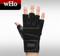 Training Grip WristWrap Glove,Black