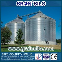 High-quality Trigo silo bin used in bulk storage in silo