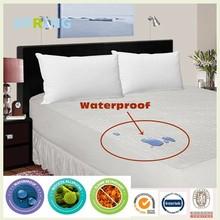 premium waterproof nursing home bedding mattres protectors