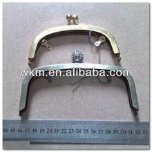 bag frame closure hardware