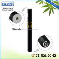 Wholesale Newest big vapor tank refilling e cigarette bud-ds80 200puffs disposable hookah pen from China supplier