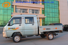 Electrical Cargo Truck with 4 seats hot sale