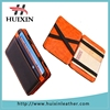 2015 Colored RFID Wallet Leather , Original Leather Men Magic Wallet