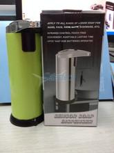Alibaba de china sin contacto de lavado de manos dispensador de jabón líquido con Infared sensor de 250 ml SE1103G
