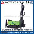 de agua de pozo de perforación rig/sobre orugas de agua de pozo de perforación rig/plataforma de perforación para pozos de agua