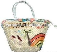 2012 hot designer weaving summer straw bag