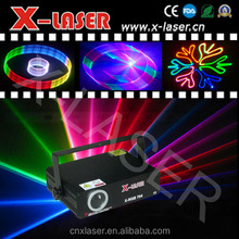 RGB full color Animation laser light with SD card+2D/3D Change, family party decorative lazer projector