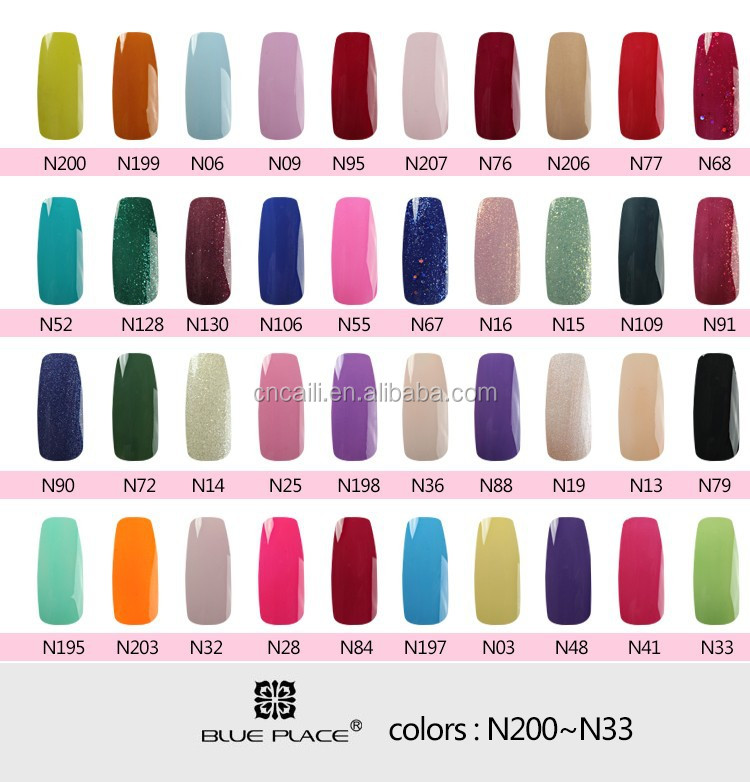 Solid Gel Nails Best Nail Designs 2018