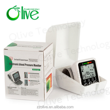 Hot selling blood pressure monitor,blood pressure monitor connected to computer
