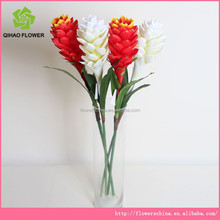 gardening fake Ginger flower artificial Ginger flower decorative Ginger flower for decoration Manufacturer