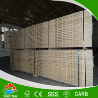 pine LVL scaffolding board for high-rise buildings/Moisture resistant lumber