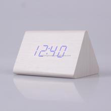 HC003 Wood Series Fashion Decorative Alarm Clock