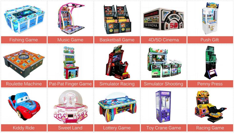 Cheap arcade machines for fish hunter arcade games ocean for Arcade fishing games