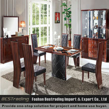 Solid wood dining table,modern design table,Dining room table