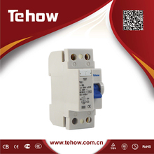 230V THL1 Rated Current 63A RCCB 2P 30mA With High Quality