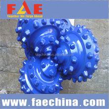 FAE China excavator carbide assemble roller bit