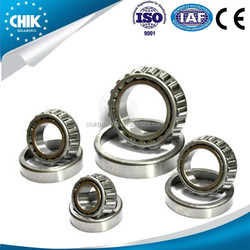 CHIK High Quality Tapered Roller Bearing High Precision Single Row Conical Roller Bearing Made in China