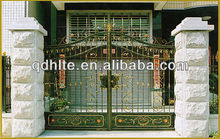 All kinds of good quality of wrought iron metal gates manufacturer