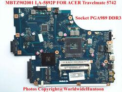 Original laptop motherboard for ACER V3-771G motherboard VA70/VG70 REV2.1 N13P-GT-A2 intel DDR3 non-integrated fully test