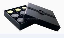 Lift off Lid Cosmetic Eye Shadow Box