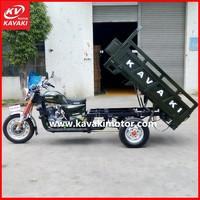 Gasoline Engine Caargo 3 Wheel Motorbike CG150 Motorcycle Cargo Trimotor
